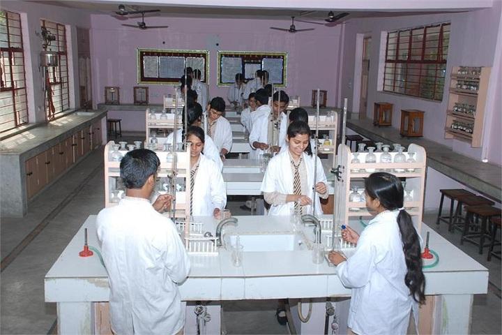 Jinvani Bharti Public School-Chemistry Lab