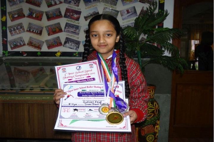 Jinvani Bharti Public School-Achivement