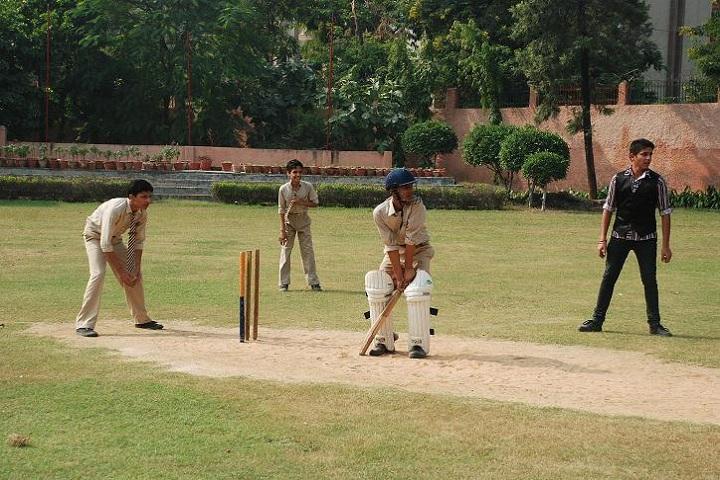 Jinvani Bharti Public School-Sports