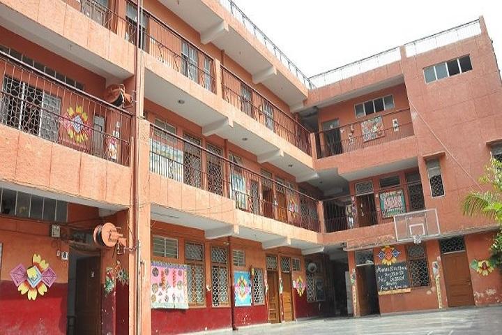 Jyoti Model School-Campus View