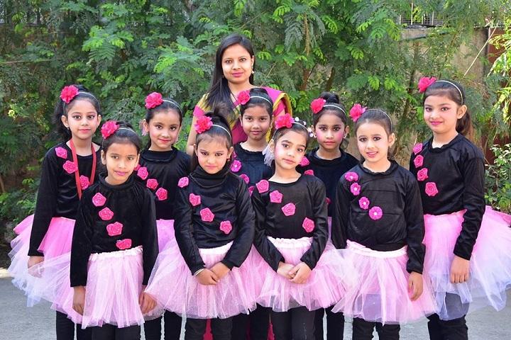 Kamal Model Senior Secondary School-Students
