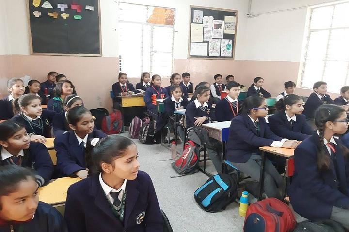 Kamal Model Senior Secondary School-Classroom