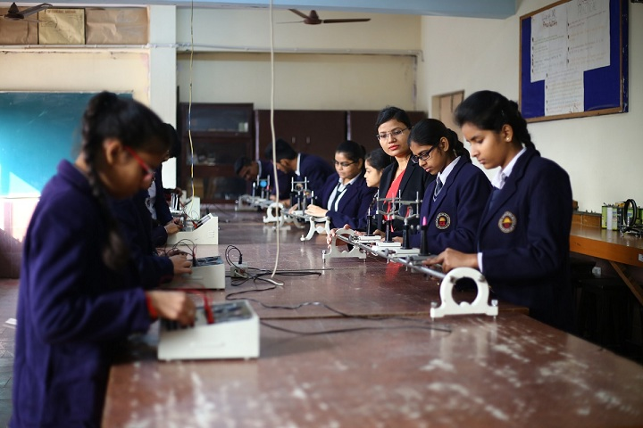 Kamal Model Senior Secondary School-Physics Lab