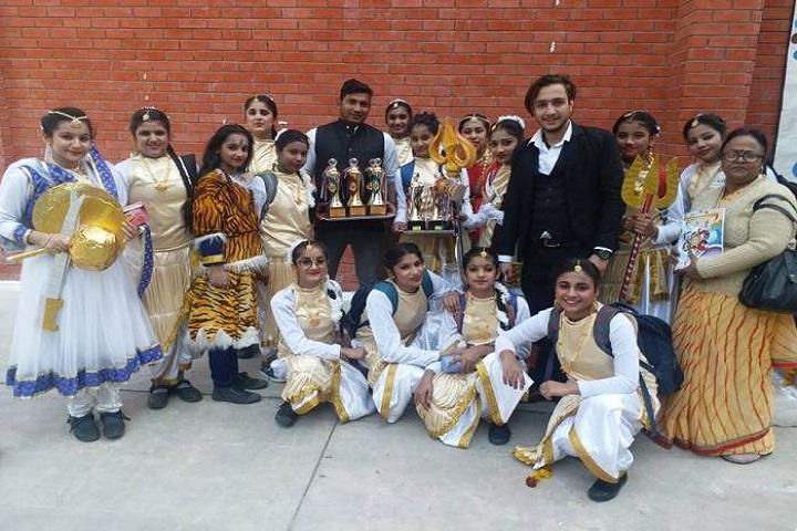 Kamal Public School-Awards