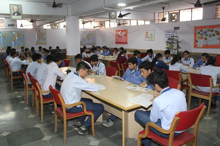 Kamal Public School-Library