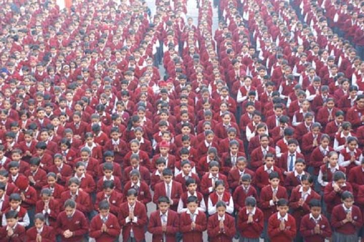 Kamal Public School-Assembly