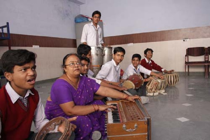 Kamal Public School-Music