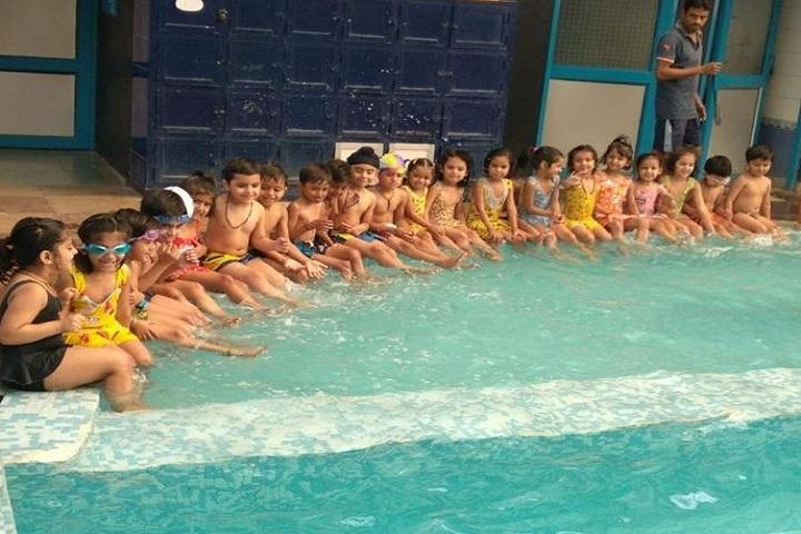 Kamal Public School-Swimming Pool