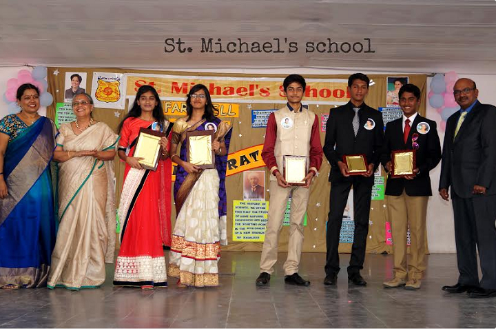 St Michael S School-Farewell Celebrations
