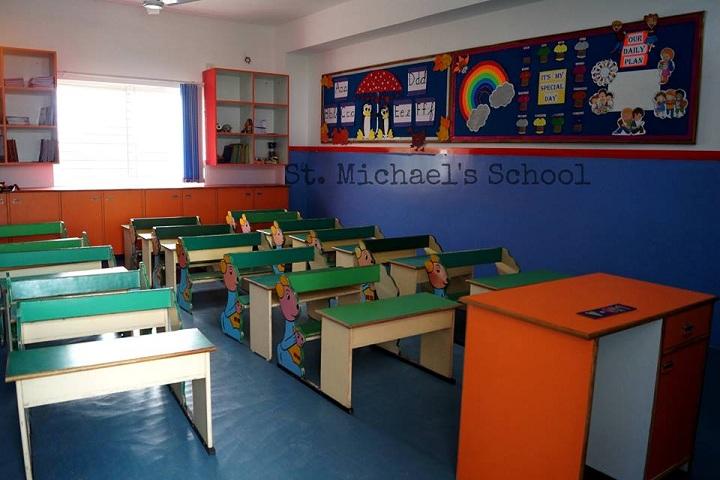 St Michael S School-Kids Classroom