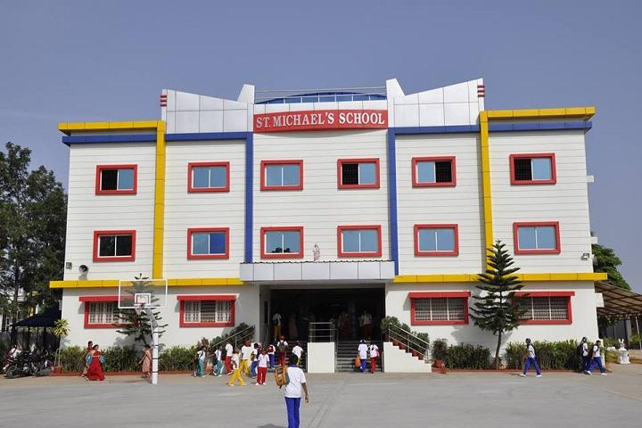 St Michael S School-School Building