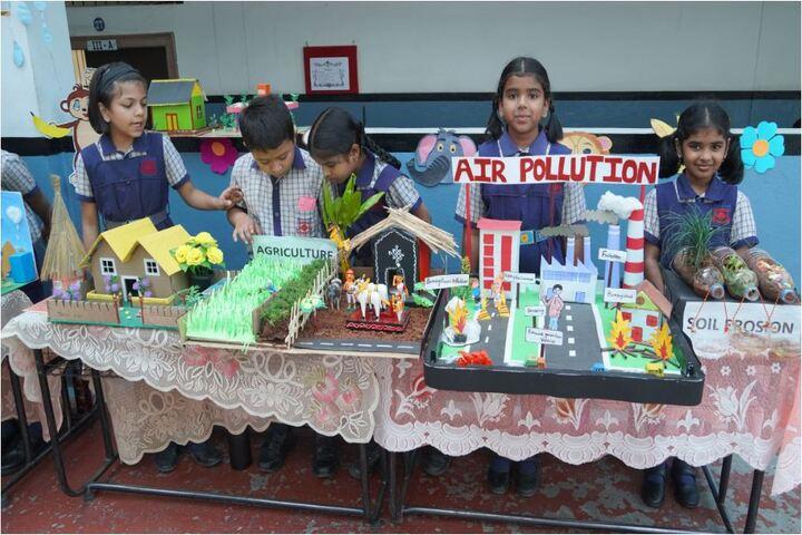 St Michael s School-Science Exhibition