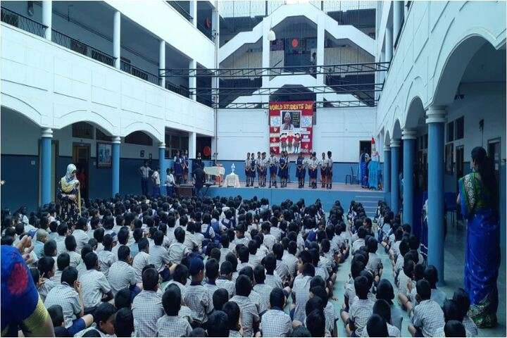St Michael s School-Special Assembly