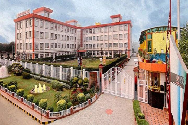Kasturi Ram International School-Campus