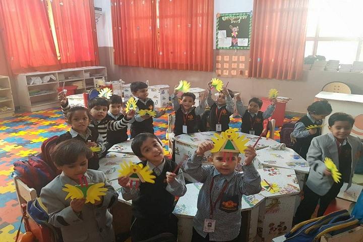 Kasturi Ram International School-Activity