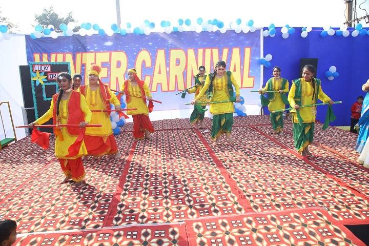 Kasturi Ram International School-Dance