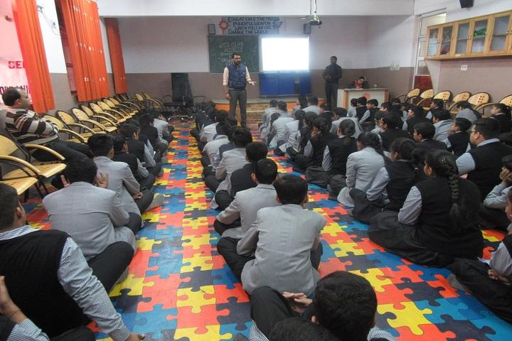 Kasturi Ram International School-Seminar