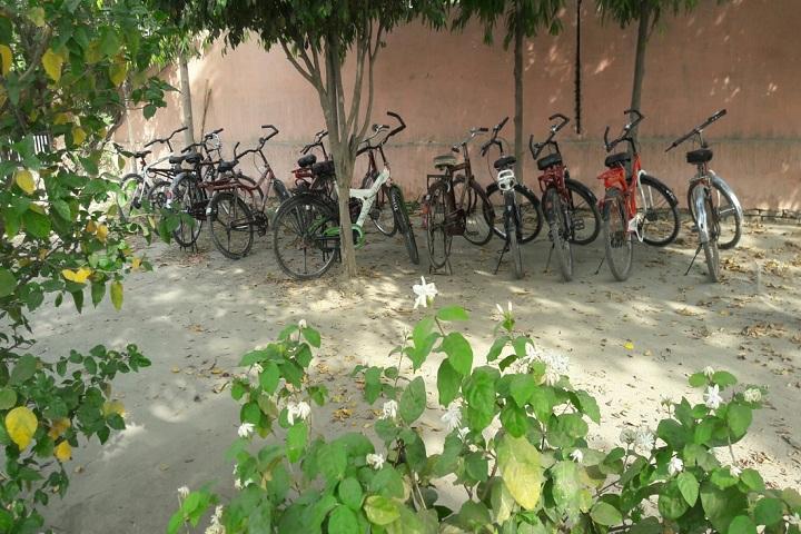 Kendriya Vidyalaya-Parking