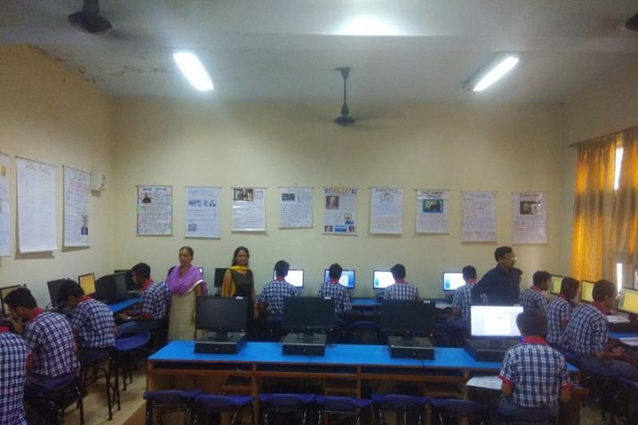 Kendriya Vidyalaya-Computer-Lab