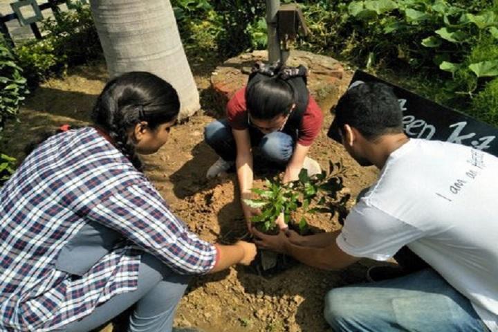 Kendriya Vidyalaya-Earth Day