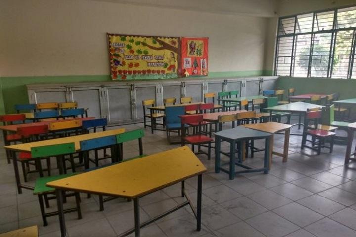 Kendriya Vidyalaya-Kids Room