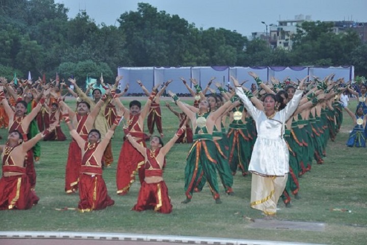 Kendriya Vidyalaya-Sports day1