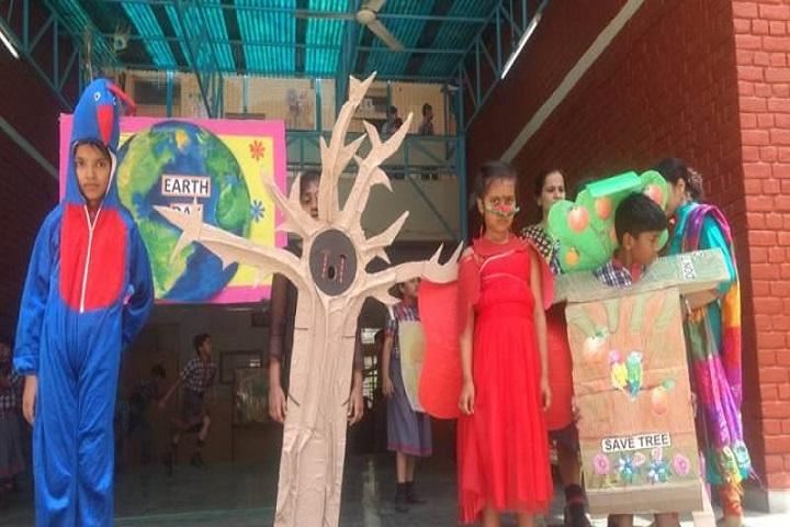 Kendriya Vidyalaya-Earth-Day