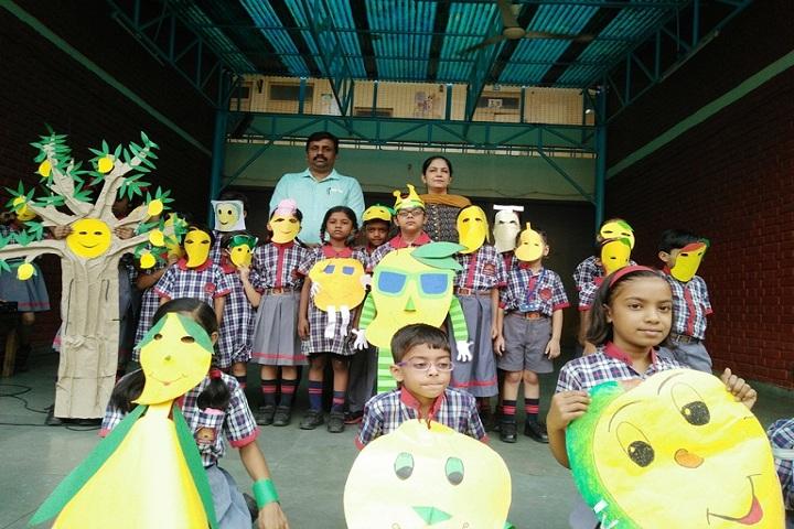 Kendriya Vidyalaya-Mango-Day