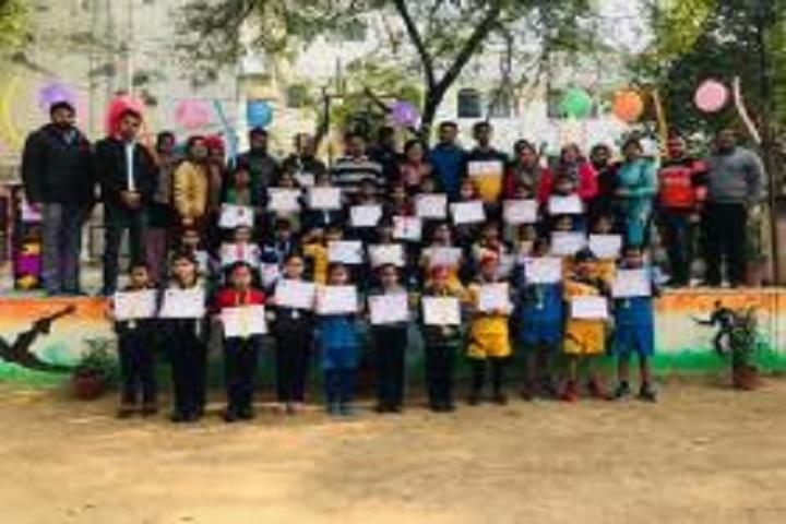 Kendriya Vidyalaya-Certificate