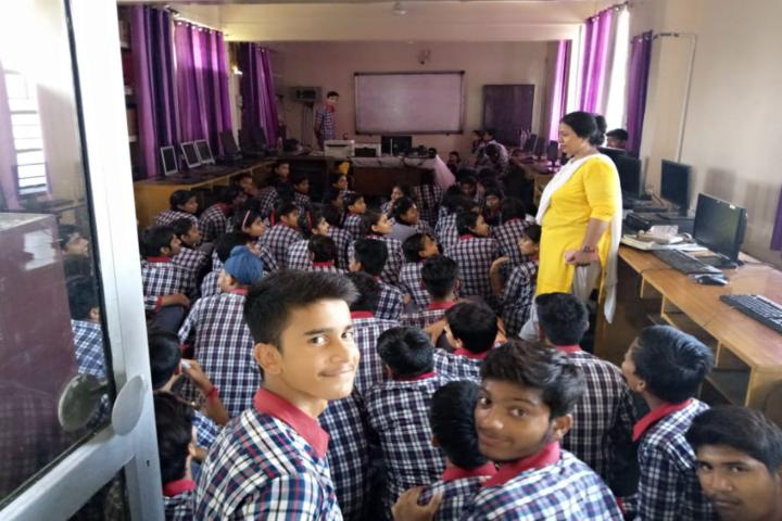 Kendriya Vidyalaya-Projector Room
