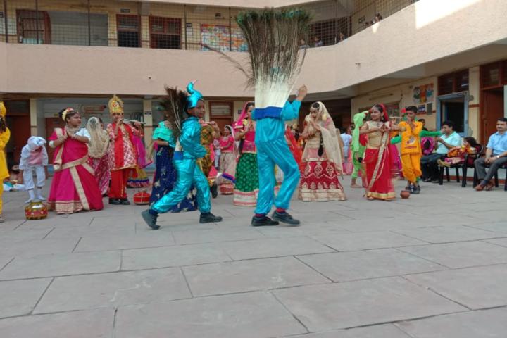 Kendriya Vidyalaya-Janmashtami Celebrations