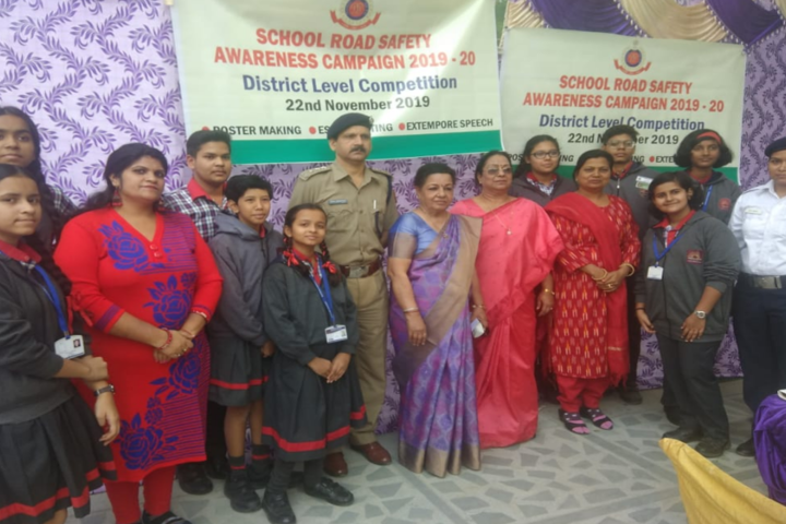 Kendriya Vidyalaya-Road Safety Awarness Program