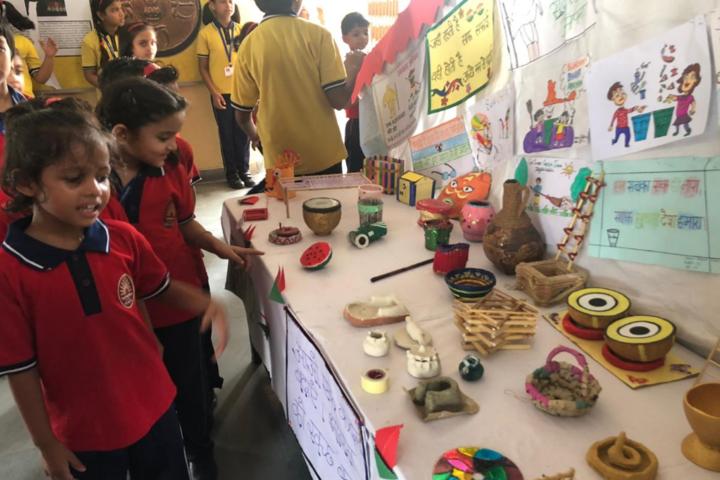 Kendriya Vidyalaya-School Exibition