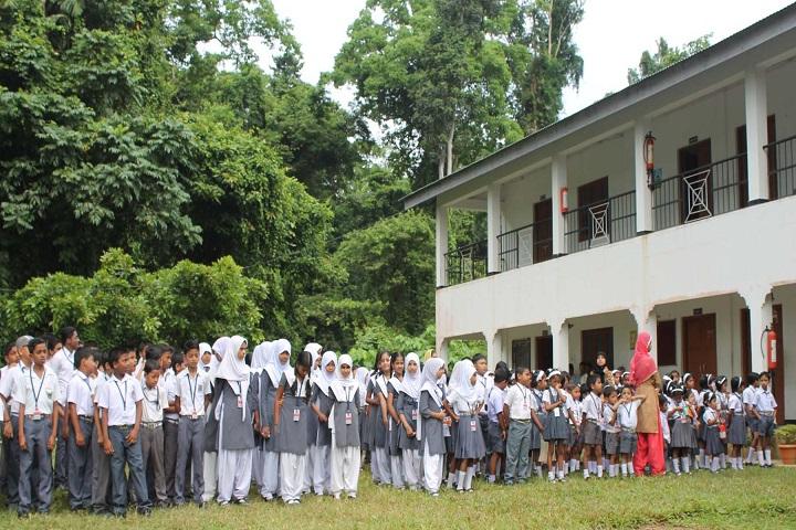 Crescent Public School-Assembly