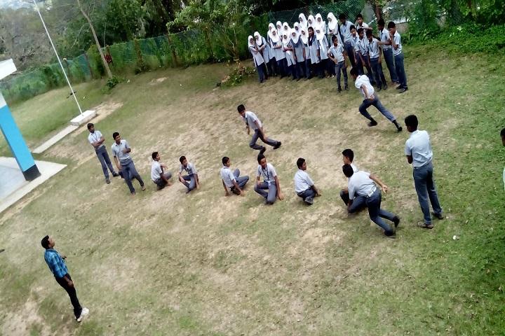 Crescent Public School-Games
