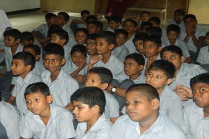 Crescent Public School-Students