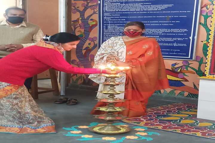 Kendriya Vidyalaya-Basant Panchami
