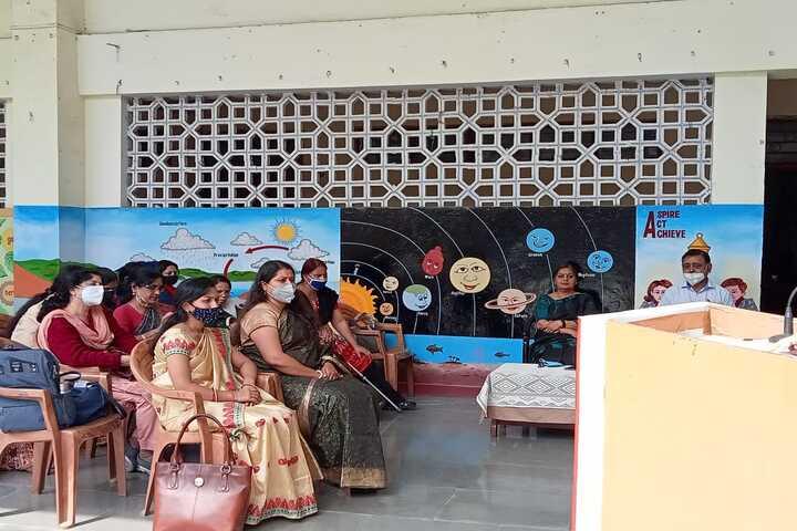 Kendriya Vidyalaya-International Womens Day