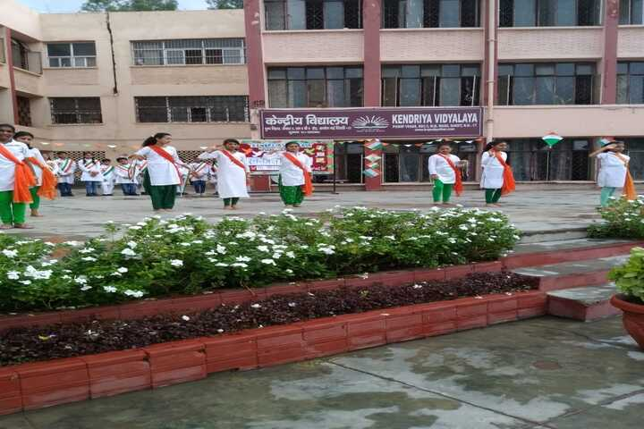 Kendriya Vidyalaya-Independene Day