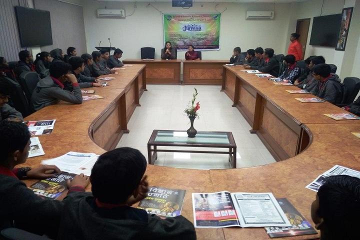 Kendriya Vidyalaya-Conference Hall