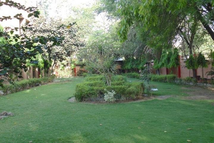 Kendriya Vidayalaya- Garden View
