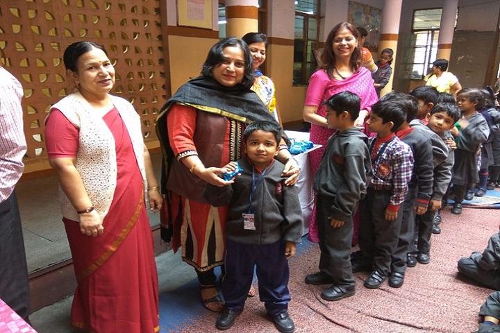 Kendriya Vidyalaya-Childrens Day Celebrations