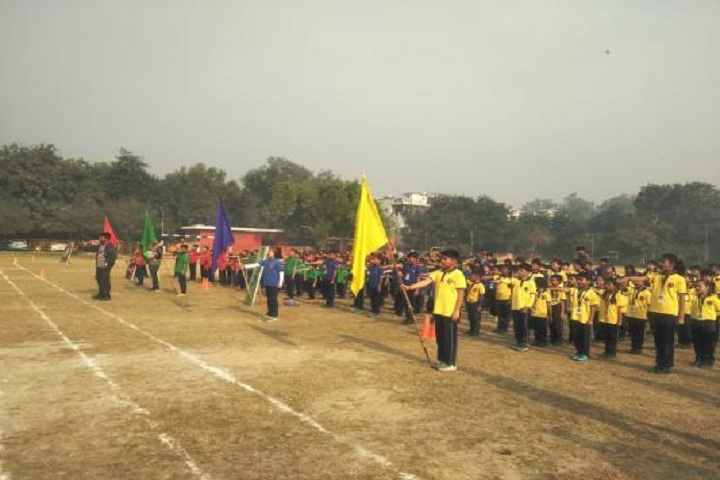 Kendriya Vidayalaya-Sports Day
