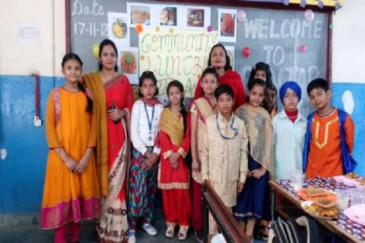Kendriya Vidyalaya-Children