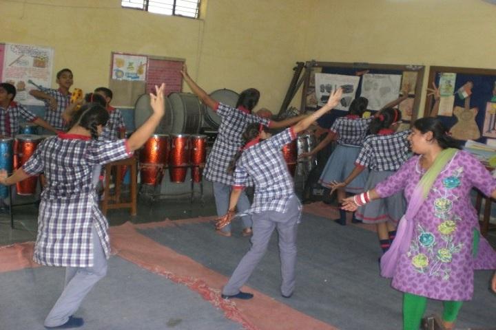 Kendriya Vidyalaya-Dance and Music room