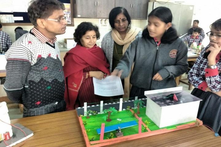 Kendriya Vidyalaya-Science Exhibition