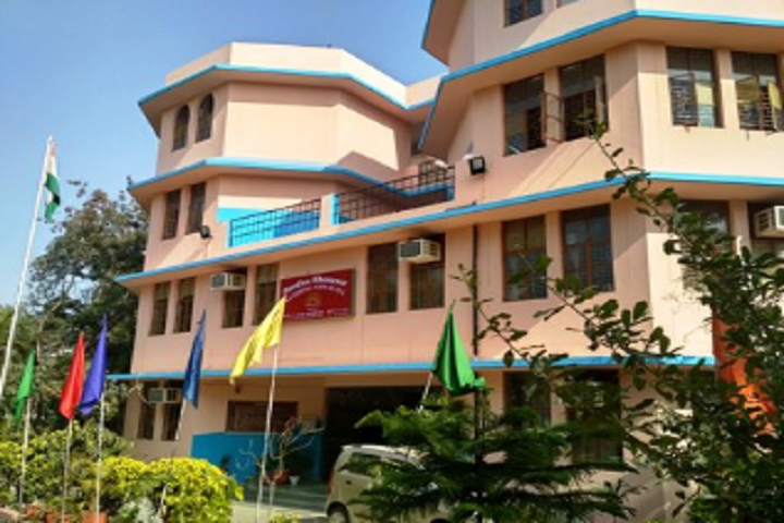Kendriya Vidyalaya Vasantkunj-Campus-Front View