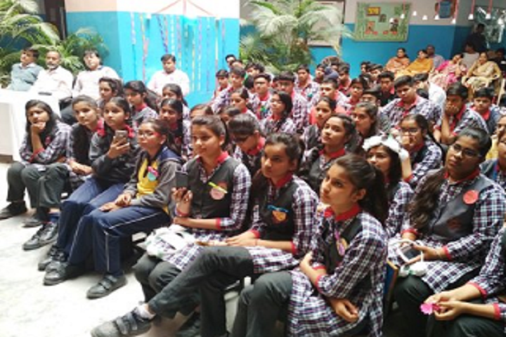 Kendriya Vidyalaya Vasantkunj-Students