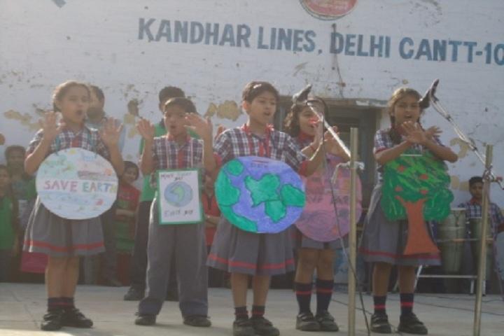 Kendriya Vidyalaya No 4-Earth Day Celebrations