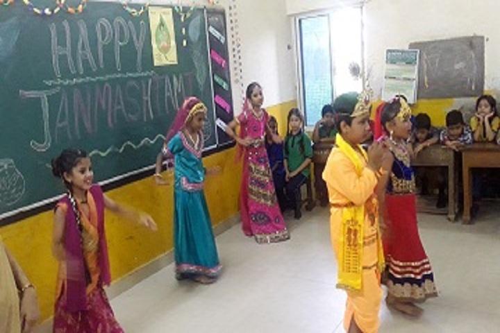 Kendriya Vidyalaya No 4-Janmashtmi Celebrations